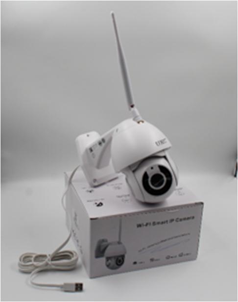 Камера CAMERA v380 IP 1080p 2.0 mp уличная 360, Цифровая наружная видеокамера, Видеокамера с датчиком движения