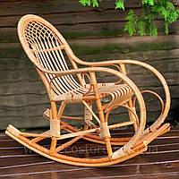 """Кресло-качалка из лозы """"Подростковая"""" (бесплатная доставка)"""