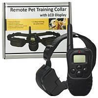 Тренеровки собак DOG TRAINING, Дрессировочный электроошейник, Тренировщик собак, Ошейник для дрессировки собак