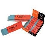 Ластик двухсторонний красно-синий Tukzar «TZ 09»