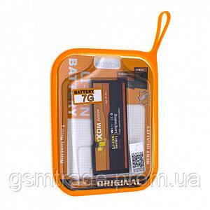 Аккумулятор MOXOM для iPhone 7 1960 mAh AAAA/Original (30776)