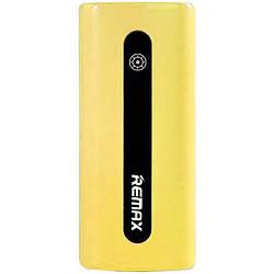 Додаткова батарея Remax (OR) RPP-68 Smile 5000mAh Gold