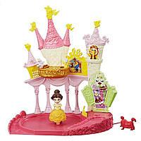 Танцующая Принцесса Белль  и танцевальный зал Twirl Ballroom Hasbro E1632