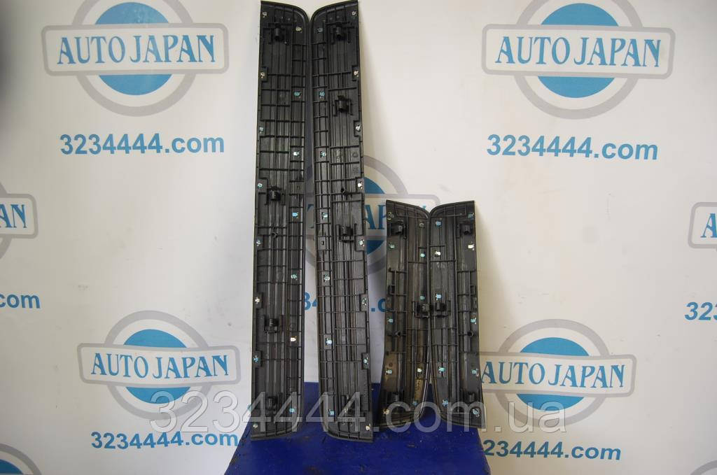 Накладка порога пластиковая ACURA  TSX 09-14