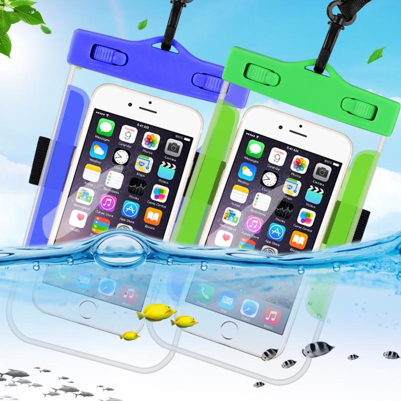 Водонепроницаемый чехол для телефона, Чехол для подводной сьемки, Непромокаемый чехол для смартфона