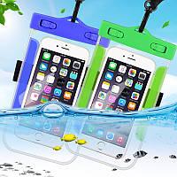 Водонепроницаемый чехол для телефона, Чехол для подводной сьемки, Непромокаемый чехол для смартфона, фото 1