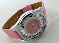 Женские часы  Marc by Marc Jacobs - цвет серебро, прозрачные, розовые