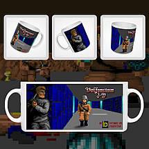 "Кружка ""Wolfenstein 3D"", 310мл, фото 3"
