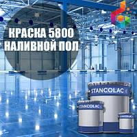 Краска 5800 Полиуретановая самовыравнивающаяся, фото 1