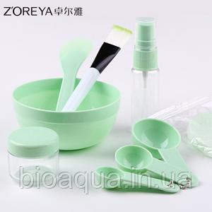 Набор Zoreya для приготовления масок (мятный)