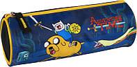 Школьный пенал мягкий на молнии 640 Adventure Time
