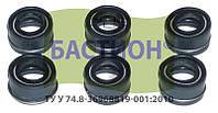 Ремкомплект сальников клапанов двигателя ЯМЗ-236 (6 шт)