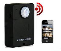 Сигнализация GSM PIR MP ALERT A9 кнопка SOS антивор с датчиком движения