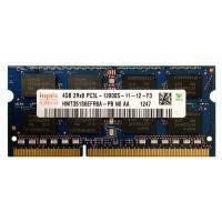 Модуль памяти для ноутбука SoDIMM DDR3L 4GB 1600 MHz Hynix (HMT351S6EFR8А-PB)