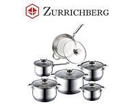 Набор Посуды Для Кухни Zurrichberg ZBP 8013 Швейцарской Качество 12 Предметов