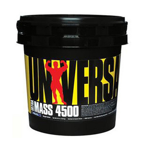 Гейнер Universal Nutrition Ultra Mass 4500 (4,37 kg)