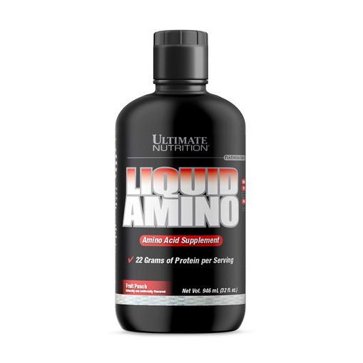 Аминокислотный комплекс Ultimate Nutrition Liquid Amino 2000 946 ml