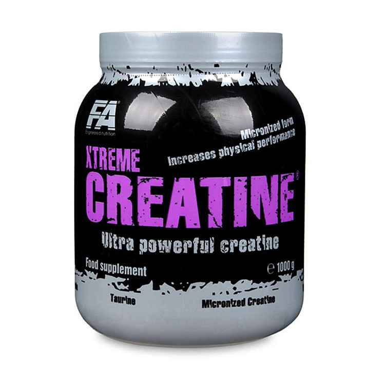 Fitness Authority Nutrition Xtreme Creatine (500 g)