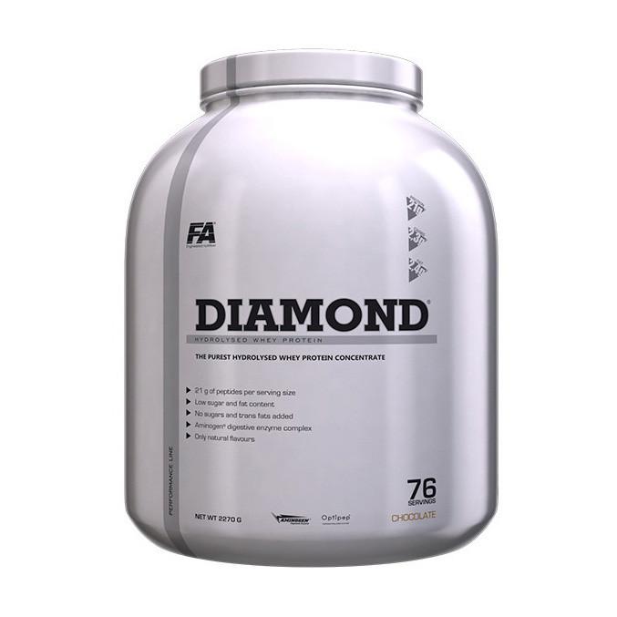 Сывороточный протеин Fitness Authority Nutrition Diamond Hydralysed 2,2 kg