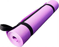 Коврик для йоги и фитнеса Polifoam