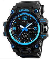 Мужские часы Skmei 1155 Hamlet Blue