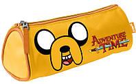 Школьный пенал мягкий на молнии 667 Adventure Time‑1