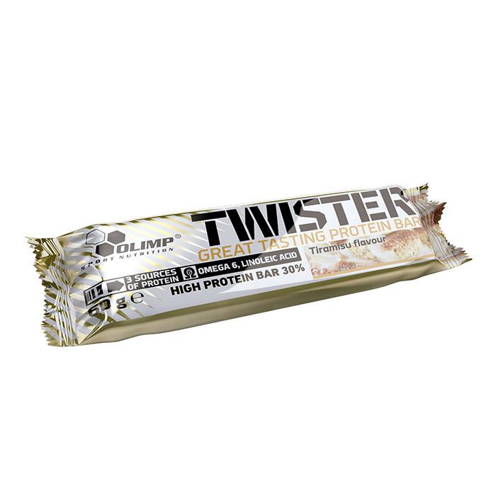 Протеиновый батончик OLIMP Twister Bar 60 g