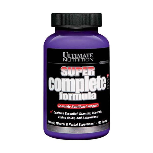 Ultimate Nutrition Super Complete Formula (135 tabs)