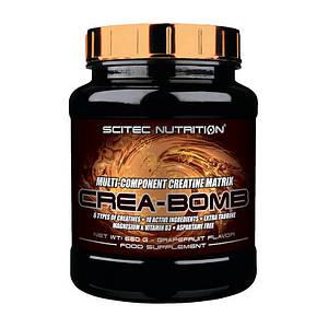 Креатиновый комплекс Scitec Nutrition Crea-Bomb 660 g