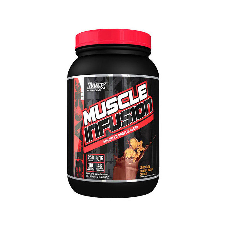 Протеин Nutrex Muscle Infusion 908 g