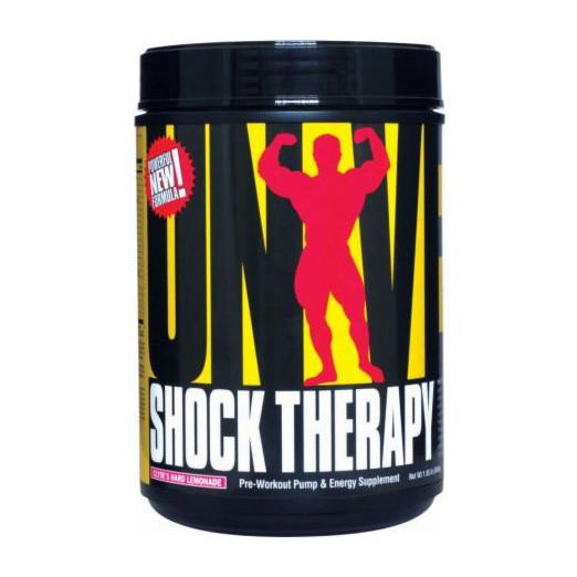 Предтренировочный комплекс Universal Nutrition Shock Therapy (840 g)