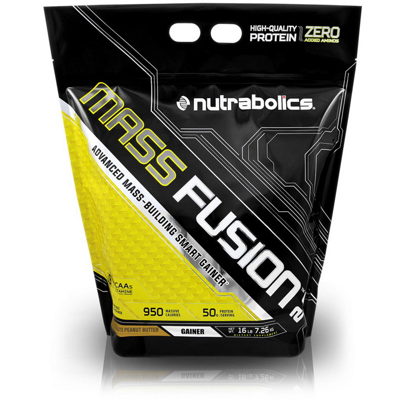 Nutrabolics Mass Fusion (7,25 kg)