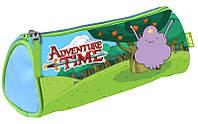 Школьный пенал мягкий на молнии 667 Adventure Time ‑2