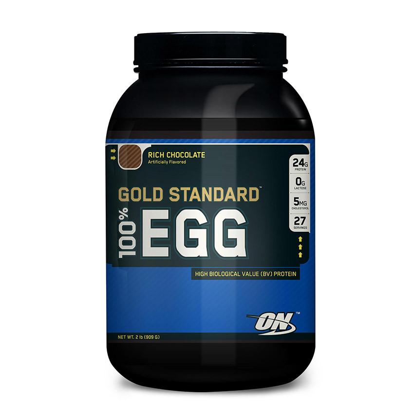 Яичный протеин Optimum Nutrition 100% Gold Standard EGG 909 g
