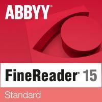 ПО для работы с текстом ABBYY FineReader 15 Standard (ESD) for personal use (FR15SW-FMPL-X)