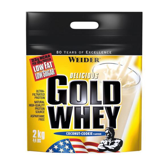 Сывороточный протеин Weider Gold Whey 2 kg