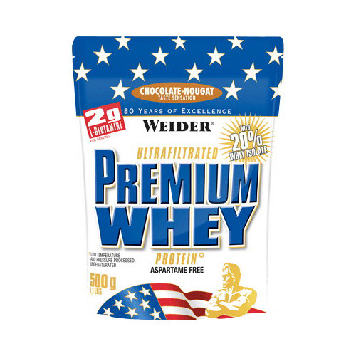 Сывороточный протеин Weider Premium Whey Protein 500 g