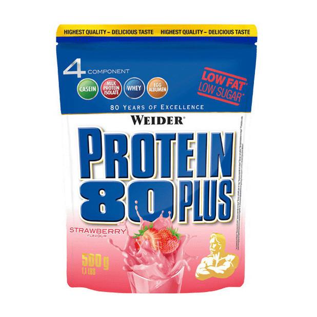 Комплексный протеин Weider Protein 80 plus 500 g
