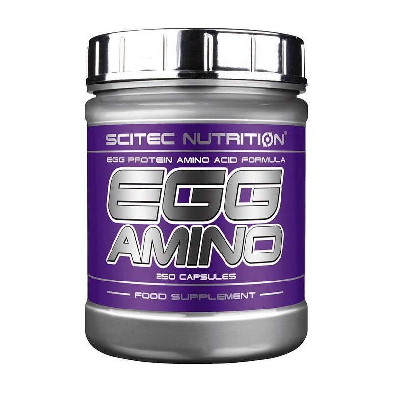 Аминокислотный комплекс Scitec Nutrition EGG Amino 250 caps