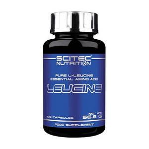 Лейцин Scitec Nutrition Leucine 100 caps