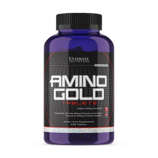 Аминокислотный комплекс Ultimate Nutrition Amino Gold 250 tabs