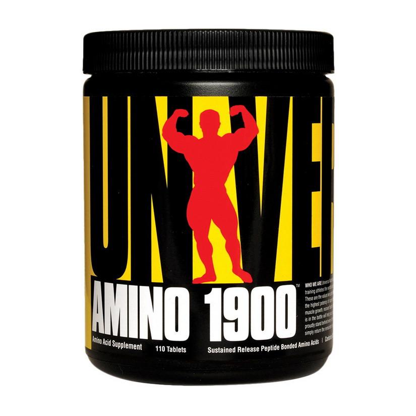 Аминокислотный комплекс Universal Nutrition AMINO 1900 (110 tabl)