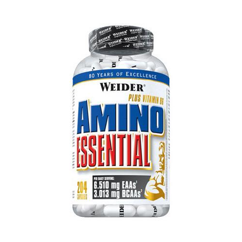 Weider Amino Essential (204 caps)