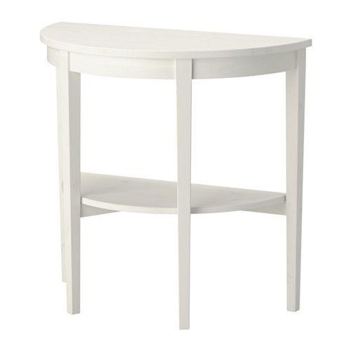 "IKEA  ""АРКЕЛЬСТОРП"" Приоконный стол, белый"