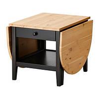 """IKEA """"АРКЕЛЬСТОРП"""" Журнальный стол, черный"""