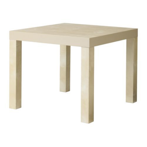 """IKEA """"ЛАКК"""" Придиванный столик, имитация березы"""