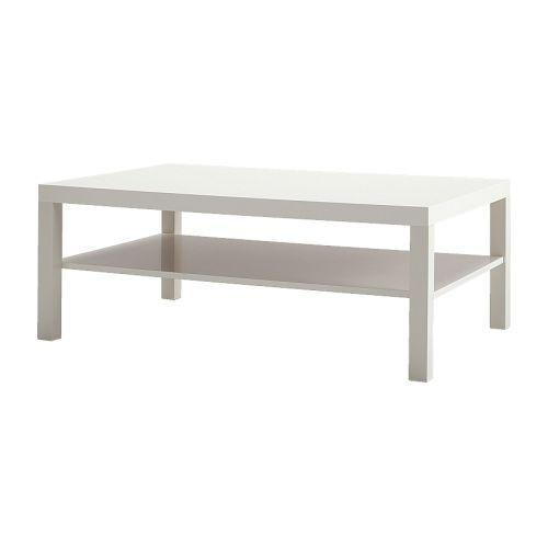 """IKEA """"ЛАКК"""" столик белый"""