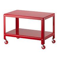 ИКЕА ПС 2012 Журнальный стол, красный