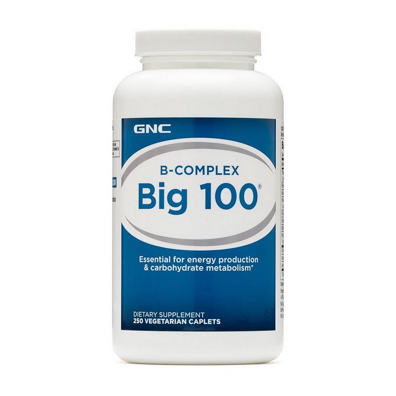 Витамин B GNC Big 100 250 caps