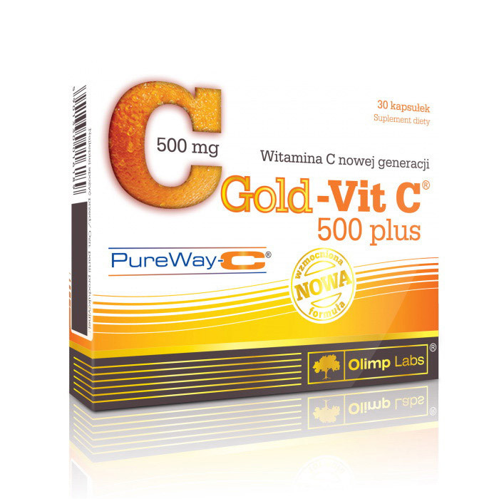 Витамин С OLIMP Gold-Vit C 500 Plus 30 caps
